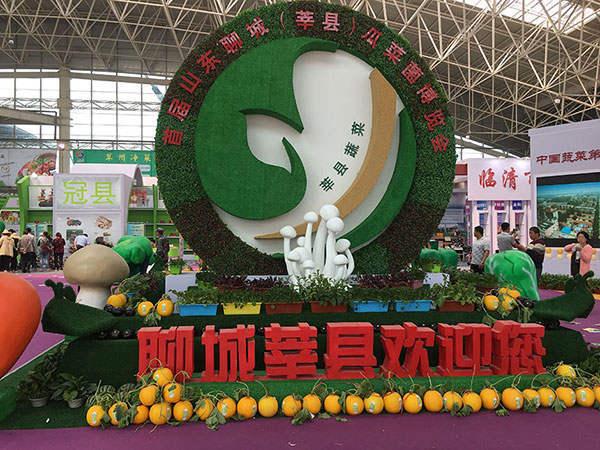 2018莘县瓜菜菌博览会
