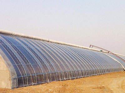 针对国内日光温室结构性能的研究